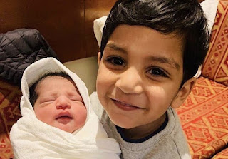 Sarfaraz Ahmed Blessed With A Baby Girl