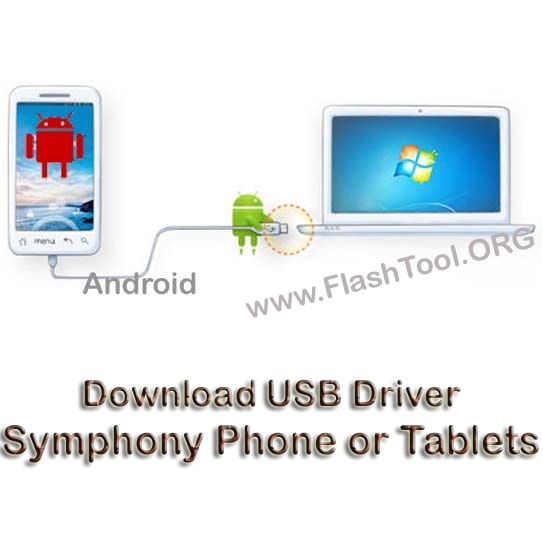 Download Symphony USB Driver (Model and CPU Based
