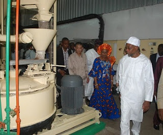 Economy Diversification: Aregbesola Set New Pace, Resurrects Ede Cocoa Processing Industry