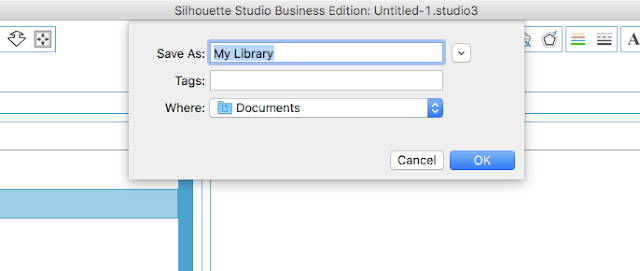 export silhouette studio, export silhouette studio library designs, back up silhouette cloud