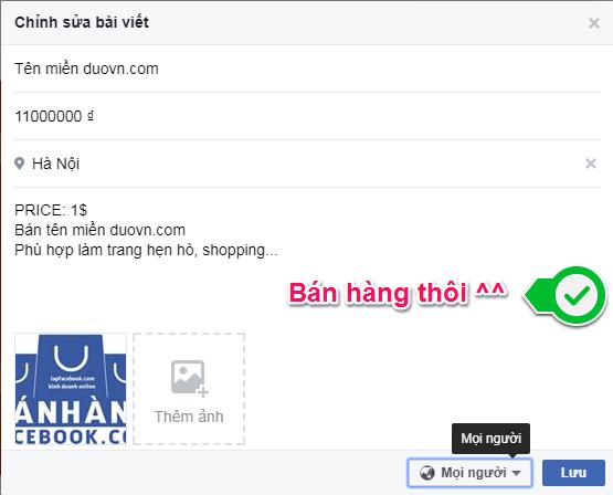 bat-tinh-nang-ban-hang-bai-viet-facebook