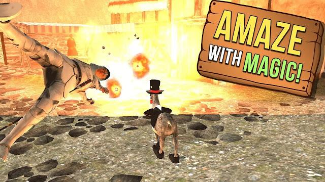 Goat Simulator MMO Simulator Full Version