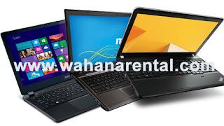 pusat sewa rental laptop notebook di Manado, sewa notebook Manado, sewa laptop Manado