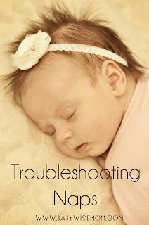 Troubleshooting Naps