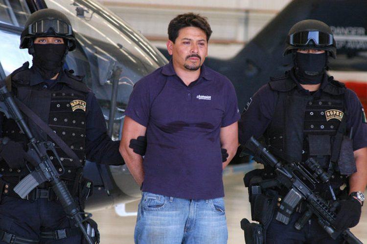 """Extraditan a EU a """"La Minsa"""", jefe de sicarios de La Familia Michoacana"""