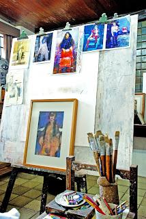 Blog 'lugares de memória' -  Matéria sobre a Oficina Cerâmica Francisco Brennand - Foto Gustavo Moura