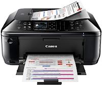 Canon PIXMA MX377 Inkjet Printer Driver Download