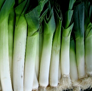 10 health benefits of leeks