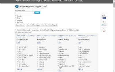 best keyword seo tools, Google keyword suggest tools