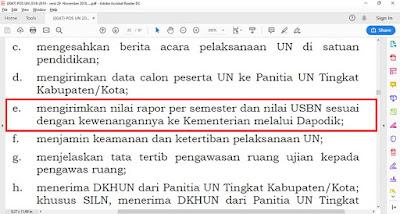 Aplikasi Nilai Dapodik Final (Nilai US/USBN Dan Nilai Rapor)