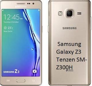 Firmware Samsung Galaxy Z3 Tenzen SM-Z300H