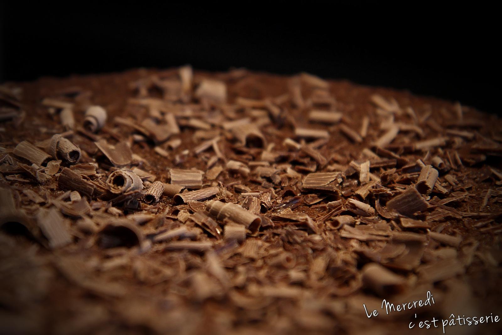 Gâteau au chocolat de Marie
