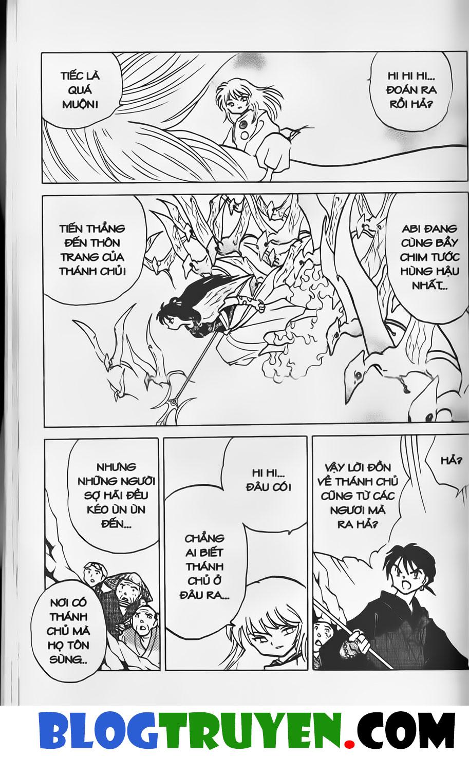 Inuyasha vol 31.6 trang 16