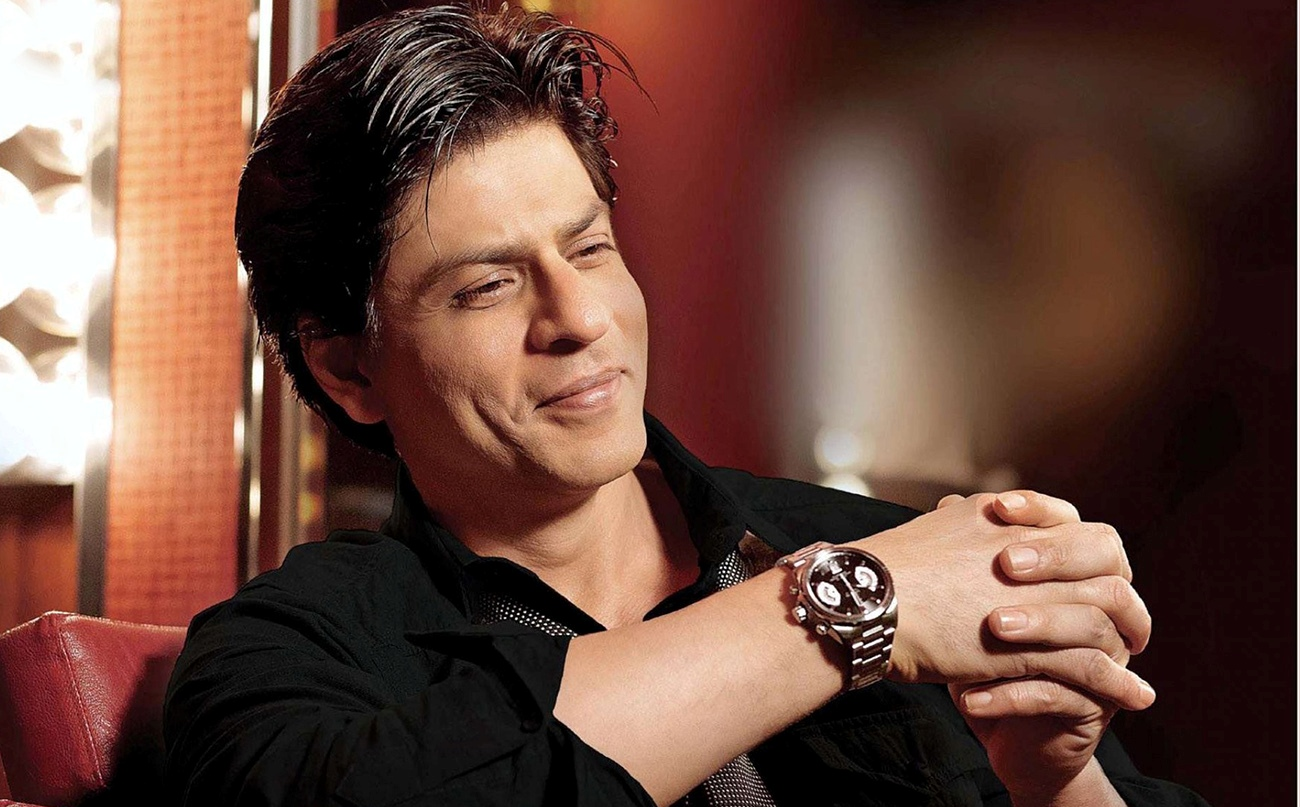 Shahrukh Is Twenty Five Years Old Now