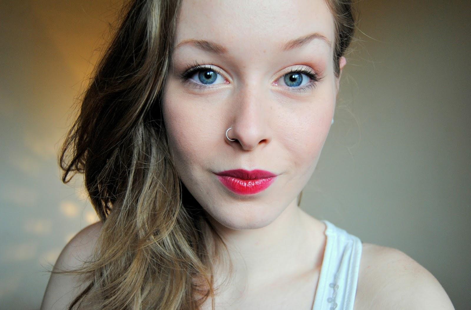 Stf maquillage de no l rapide et facile ausseanne - Maquillage de noel facile a faire ...