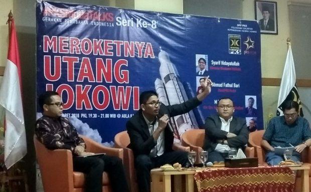 Ekonom Ungkap Fakta Mengejutkan di Balik Meroketnya Utang Era Jokowi