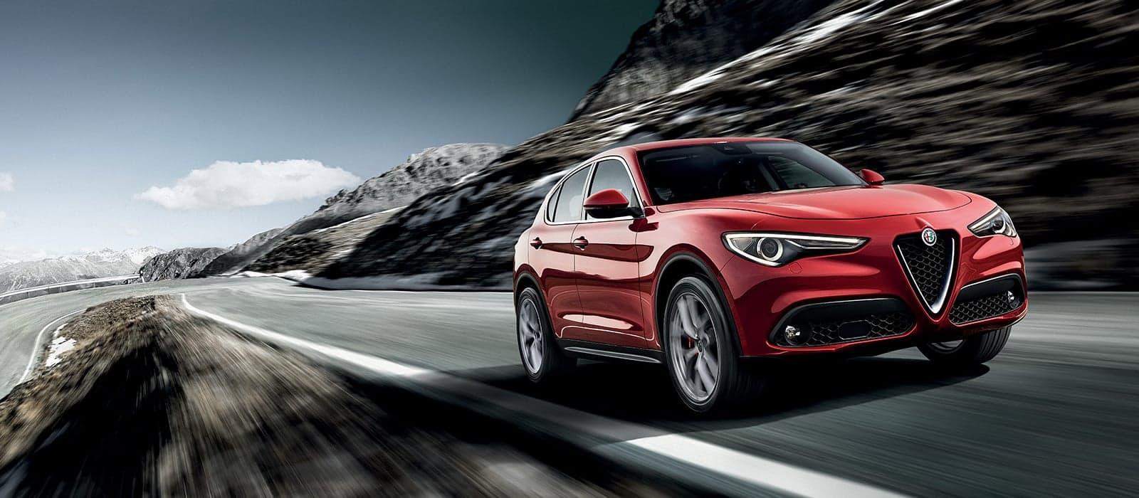 Offerte Alfa Romeo: promozione Stelvio