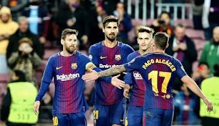 Barcelona vs Sporting CP 2-0 Video Gol & Highlights - Liga Champions.