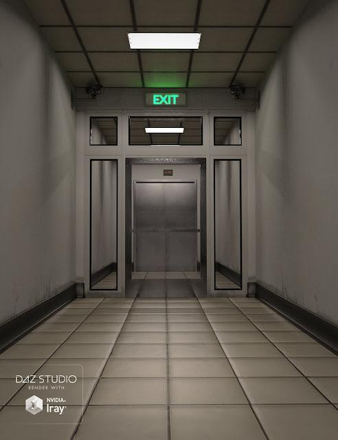 Restricted Corridor