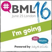 Cutting it fine: I'm going to Britmums Live 2016 aka #BML16!