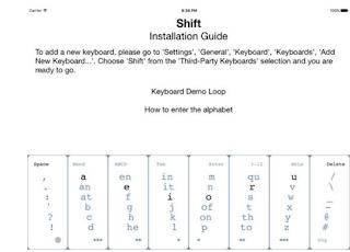 shift-keyboard-extension