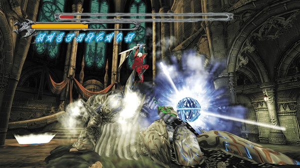 Devil May Cry HD Collection Free Download Screenshot 1