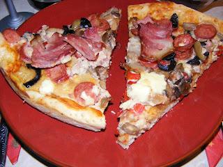 Pizza de casa reteta,