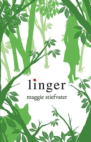 Linger book cover