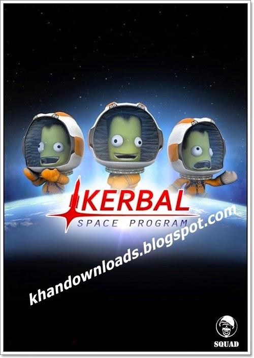 Kerbal Space Program PC Game Free Download Games