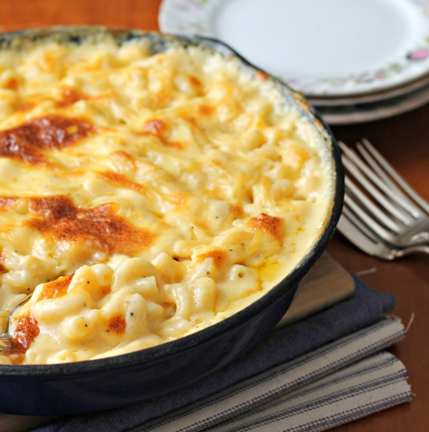 Baked Macaroni and Cheese #bestdinner #deliciousmeal