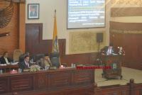 Selain Tetapkan Perda Pengelolaan Barang Milik Daerah, DPRD NTB Juga Tetapkan Raperda Retribusi Daerah Menjadi Perda
