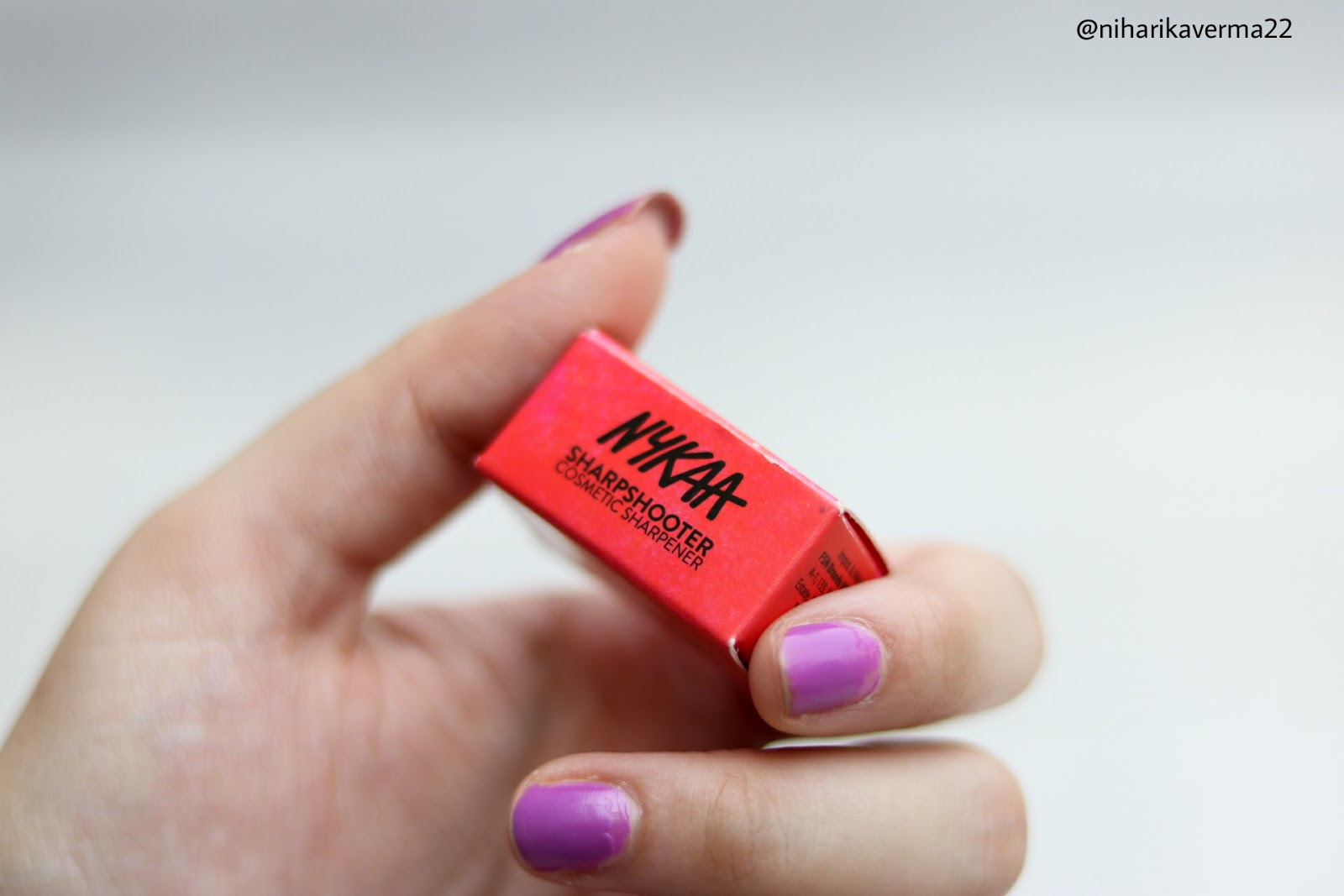 nykaa kajal sharpener