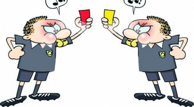 Kartu Kuning Dan Merah