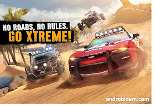 Game Android Terbaik Asphalt Xtreme Offroad Racing Full APK+Data