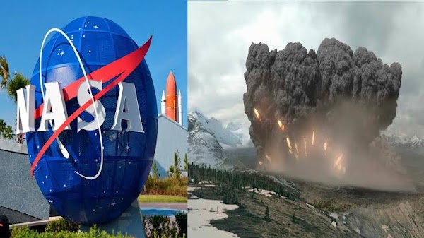 ALERTAS: la nasa va perforar yellowstone.