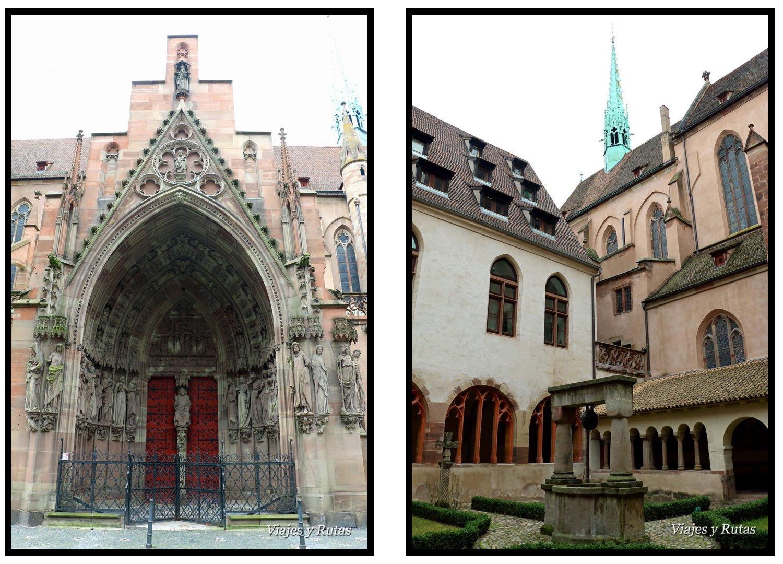 Saint-Pierre-le-jeune-Estrasburgo