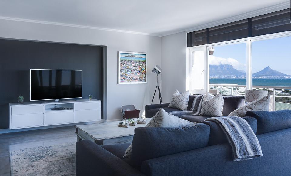 Beautiful Lounge Decoration