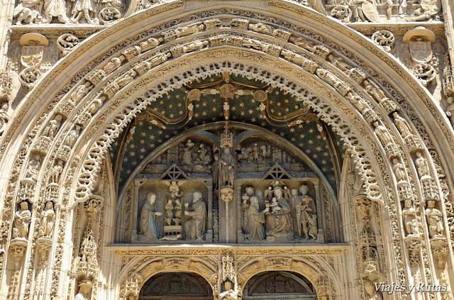 Santa María la Real, Aranda de Duero