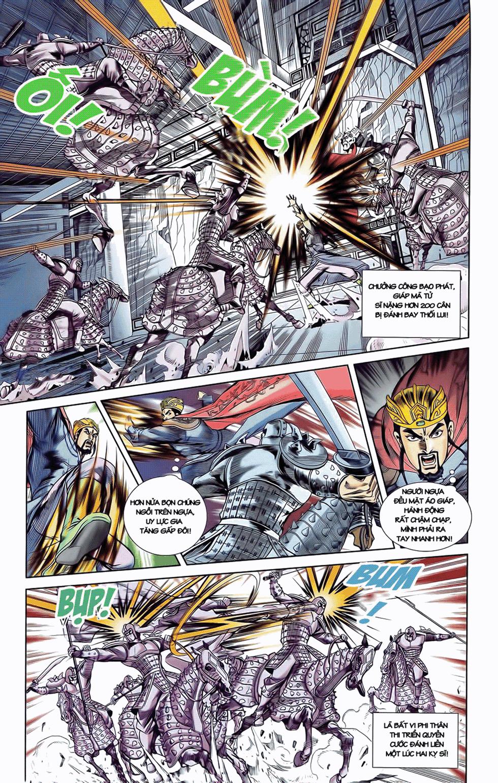 Tần Vương Doanh Chính chapter 5 trang 11
