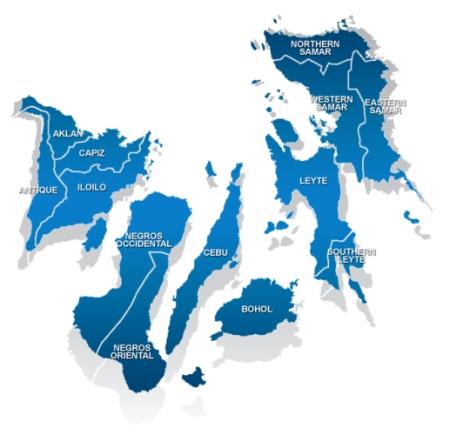 Ocean Breeze The Origin Of Visayan Islands