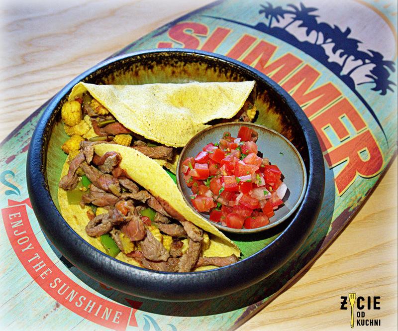 muszle taco, mavericks, restauracja mavericks, vienna hause andel's cracow, kalifornijska kuchnia, kalifornijska restauracja, hotel andel's, zycie od kuchni