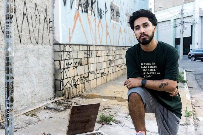 """""""Temos muitas portas para abrir pro Rap, quando possível, não pensarei duas vezes em colaborar com isso"""", diz Rashid"""