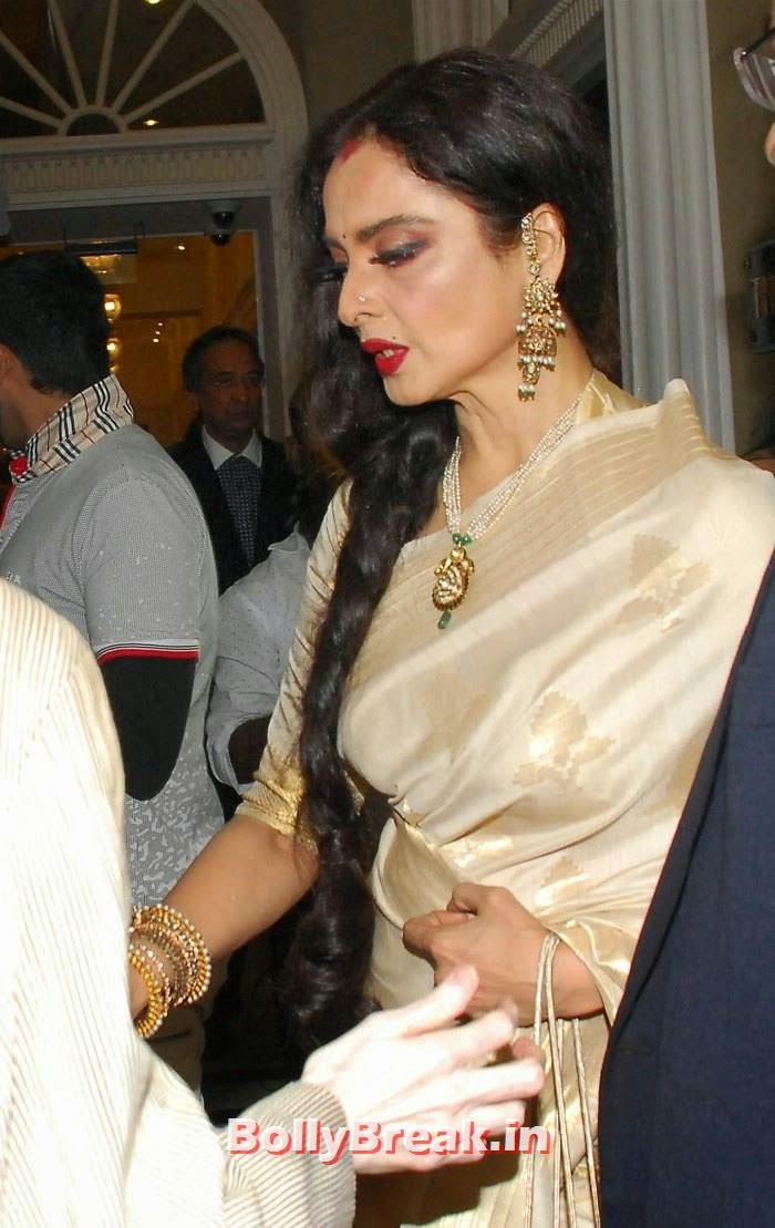 Consider, that Rekha old bollywood actress remarkable