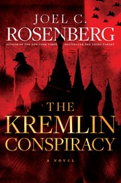 The Kremlin Conspiracy - cover