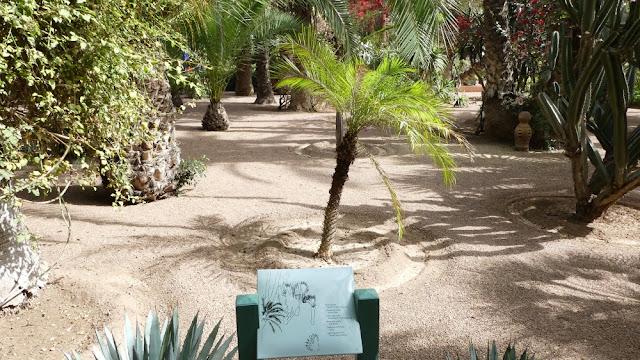 Jardin Majorelle, Marrakesch