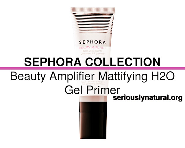 Click here to buy SEPHORA COLLECTION Beauty Amplifier Mattifying H2O Gel Primer, a wonderful primer I love from Sephora