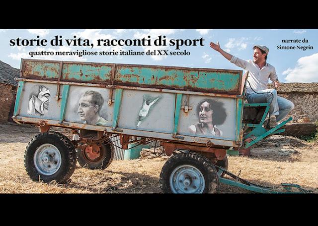 storie di vita, racconti di sport