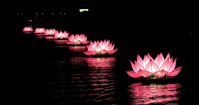 Lotus Festival 2018 in Thue Thien Hue