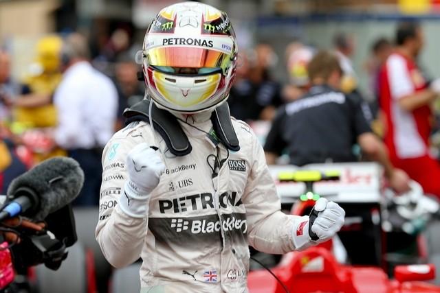 Hasil Kualifikasi GP F1 Austria : Hamilton Pole, Rio 19