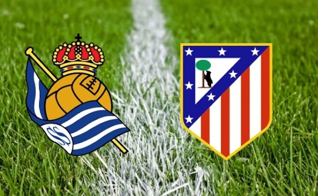 Real Sociedad vs Atletico Madrid Full Match And Highlights